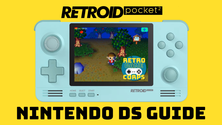 Guide: Nintendo DS on the Retroid Pocket 2