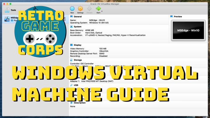 Guide: How to run a virtual Windows PC on any Mac