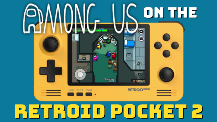 Guide: Among Us on the Retroid Pocket 2