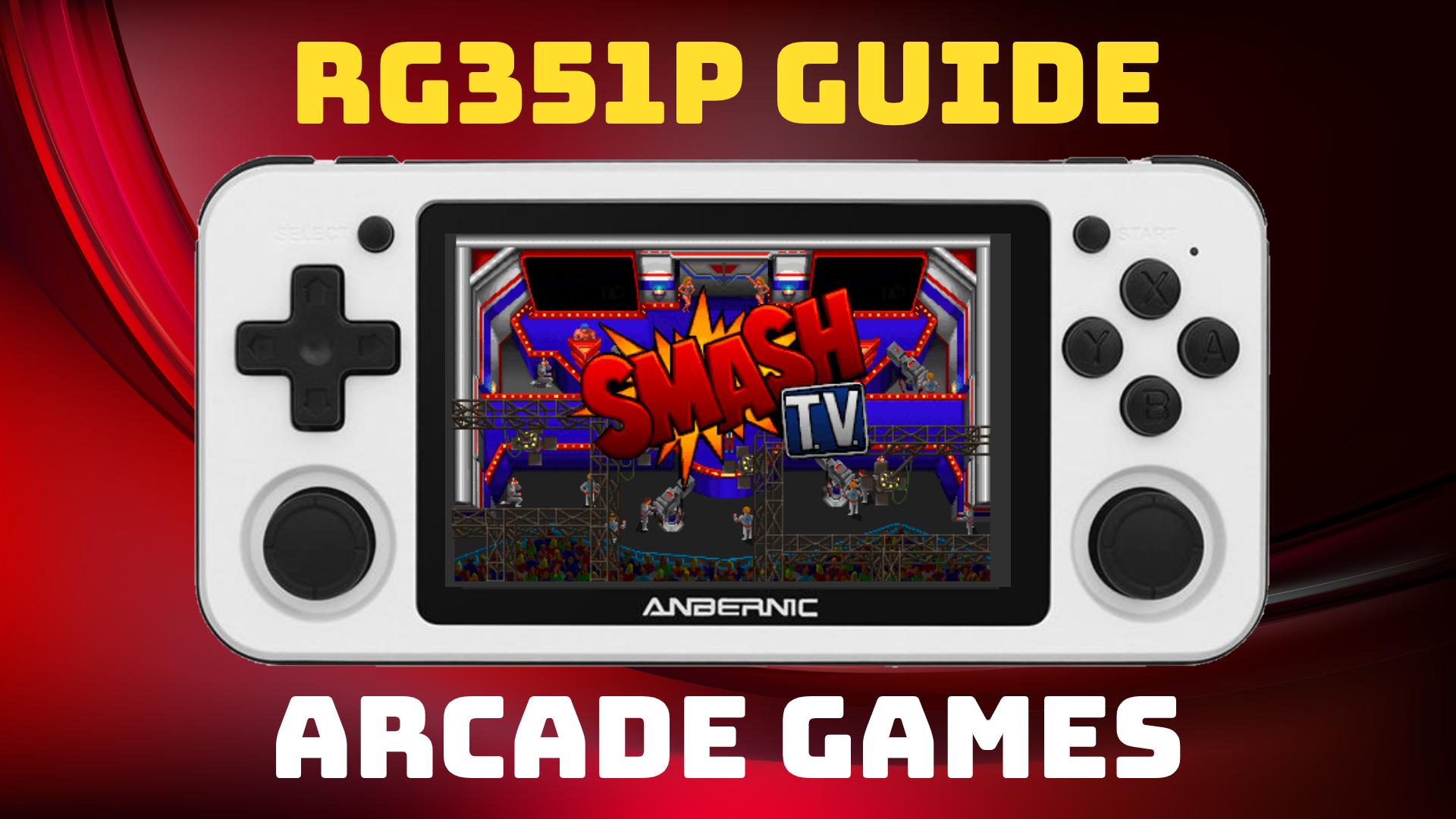 Rg351p Arcade Games Guide Retro Game Corps