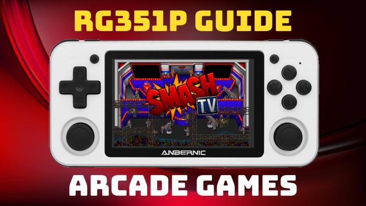 RG351P Arcade GamesGuide