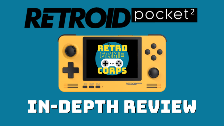 Retroid Pocket 2: In-depth review
