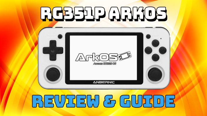ArkOS, another excellent RG351P firmware