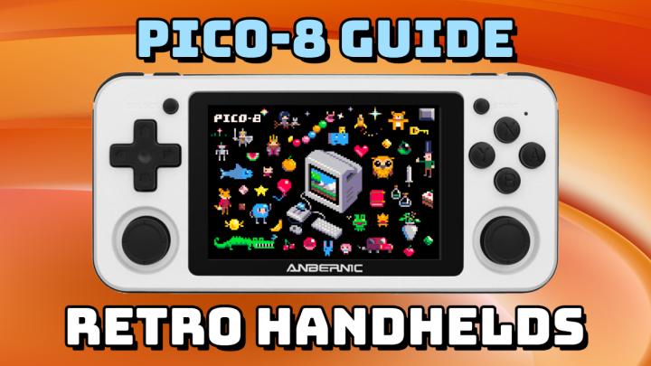 Pico-8 on Retro HandheldDevices