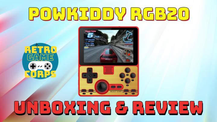Review: PowKiddy RGB20