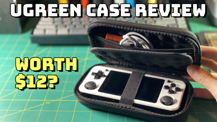 "Review: UGREEN ""Retro Handheld"" Case"