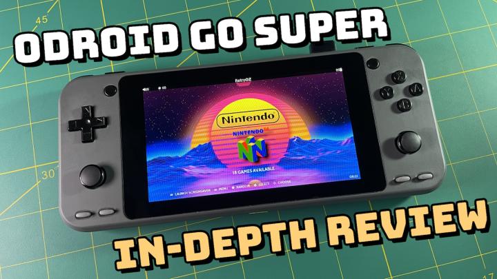 Review: ODROID GoSuper