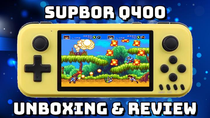 Review: SupBor Q400