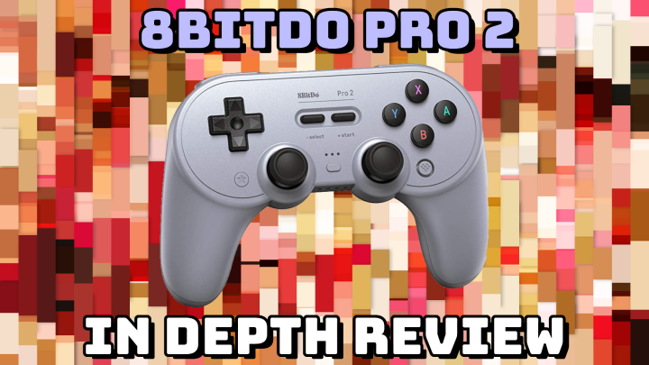 Review: 8BitDo Pro 2Controller