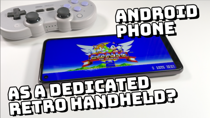 Should You Use an Android Phone for RetroGaming?
