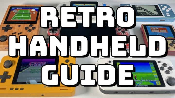 Retro Handheld StarterGuide