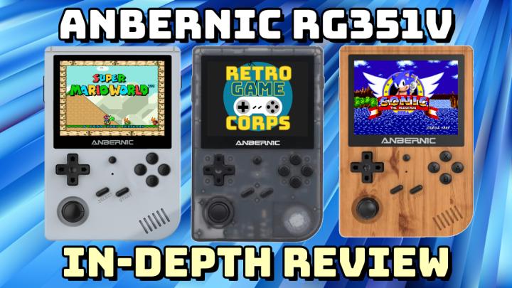 Review: Anbernic RG351V