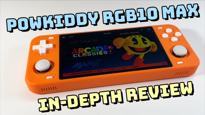 Review: PowKiddy RGB10Max
