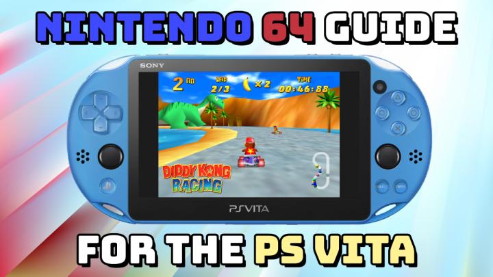 Nintendo 64 Emulation on the PSVita