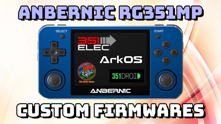 RG351MP Custom FirmwareGuide